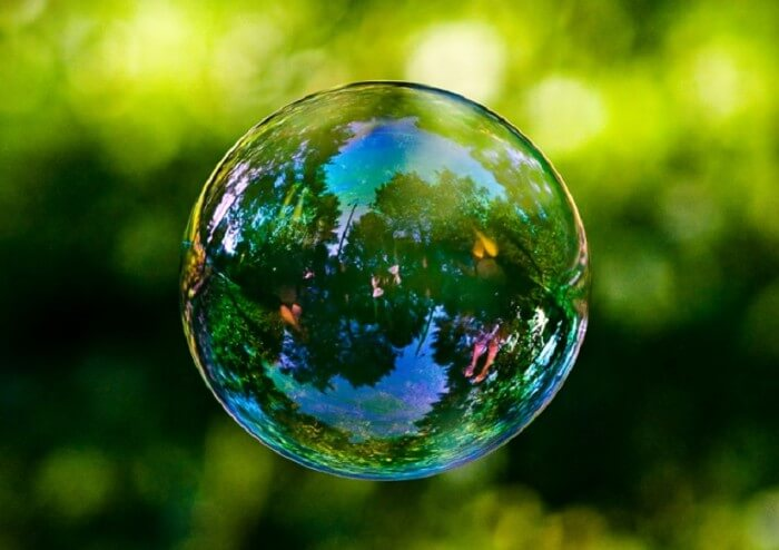 Corporate culture - Living in a bubble