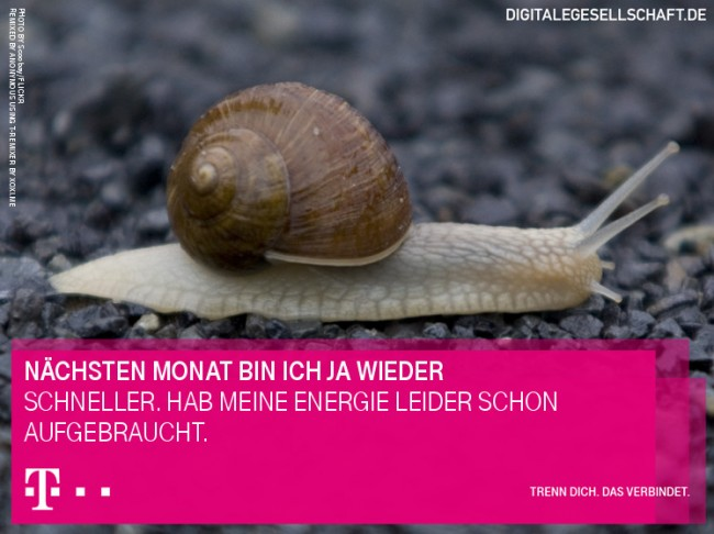 Drosselkom - Deutsche Telekom
