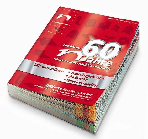 Neckermann Katalog 60 Jahre
