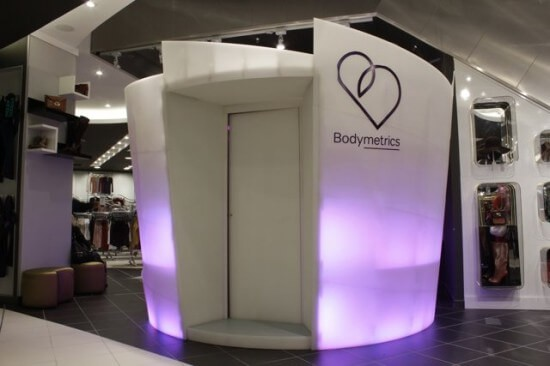 Will body scan disrupt ordinary retail clothing