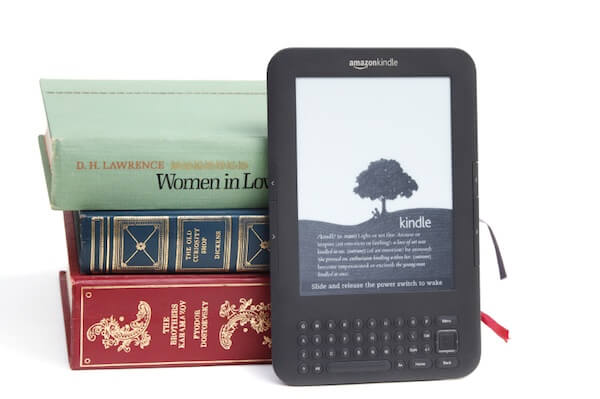 Fast disruption in the publishing world - the rise in ebooks