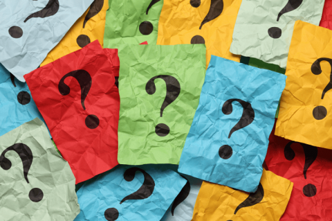 Leading change management - Increase engagement by asking questions