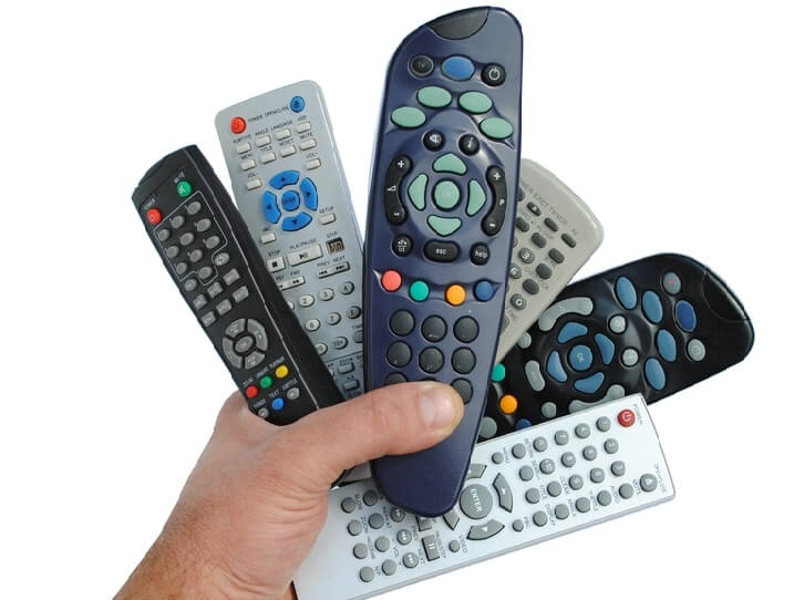 Disruptive change - Universal Remote