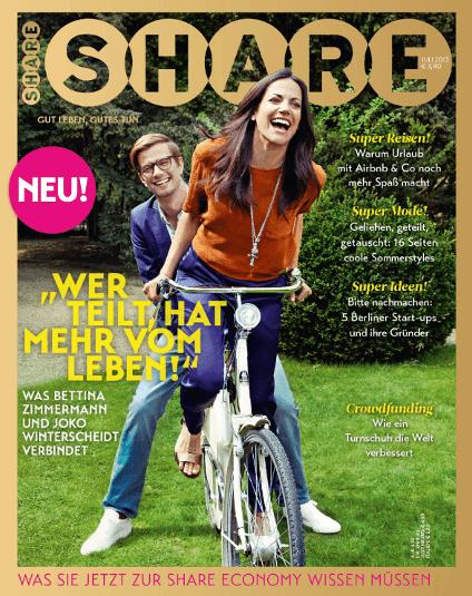 SHARE – Magazine - Germany