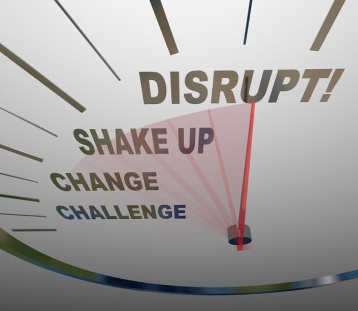 Digital Business Disruption
