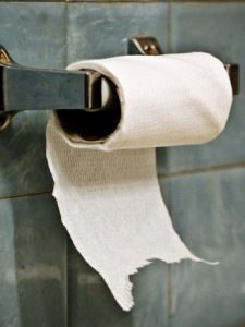 The sharing economy enters the bathroom
