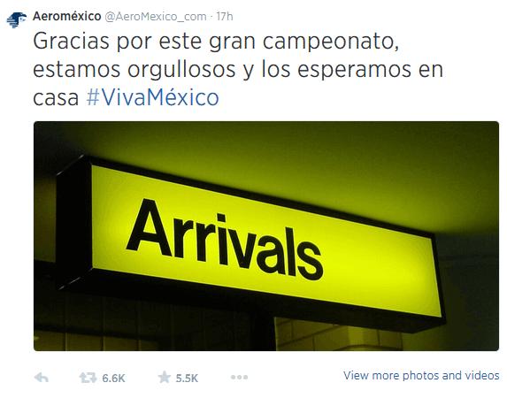 AeroMexico VivaMéxico