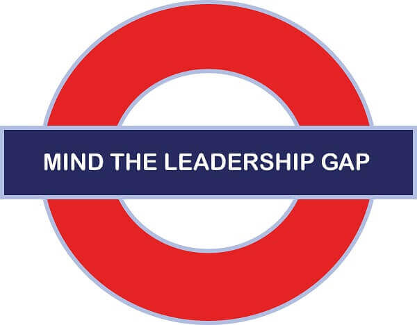 Mind the leadership gap - Traditional organizational hierarchy is soon history