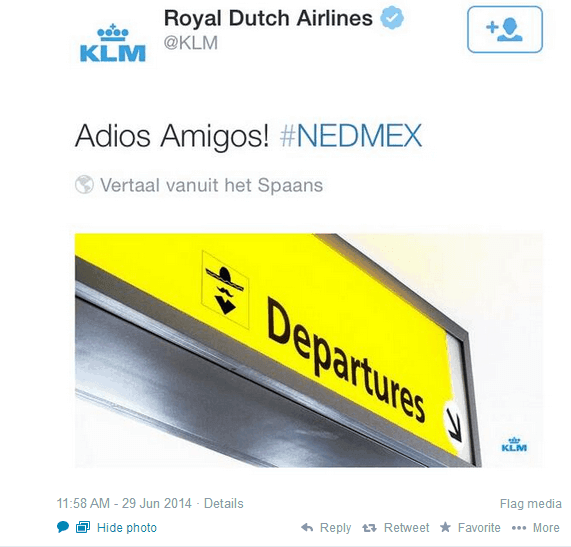 Think twice before making jokes on Twitter - Royal Dutch Airlines under fire