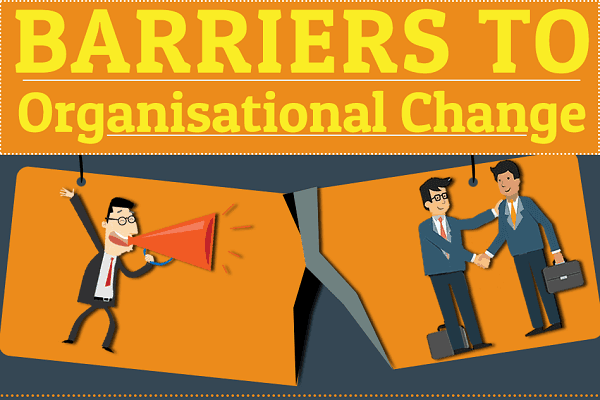 Overcoming barriers to organizational change