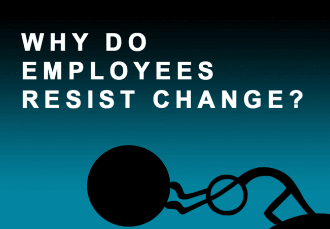 Resistance to change in organisations