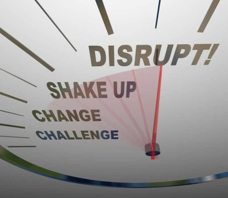 The potential of digital disruption