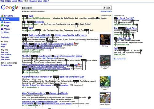 Black Oil Firefox plugin