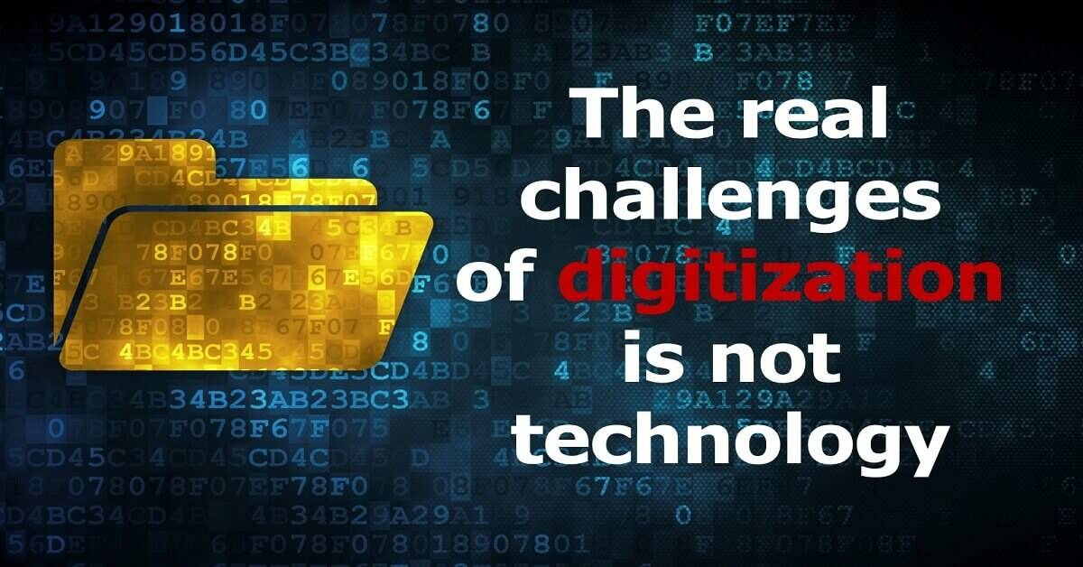 The-real-challenges-of-digitization-is-not-technology Technology Transformation Resume on vp business, samples for digital, devops it,