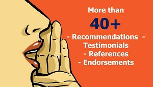 Recommendations - Testimonials